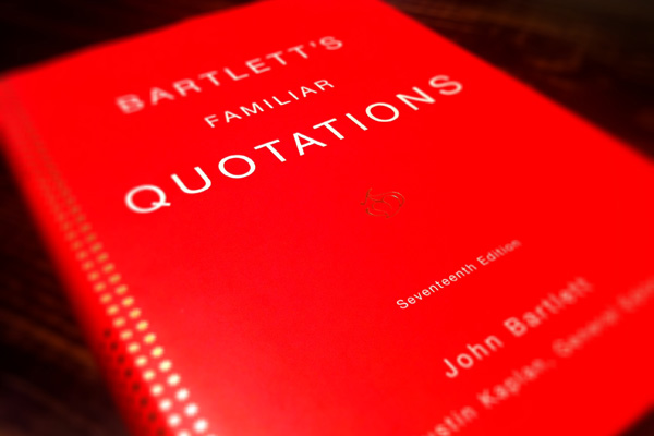 bartletts-familiar-quotations