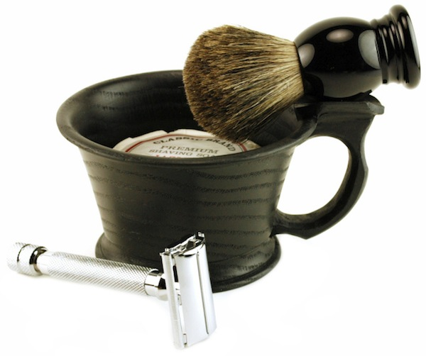 Classic Safety Razor Complete Shave Kit Tools And Toys