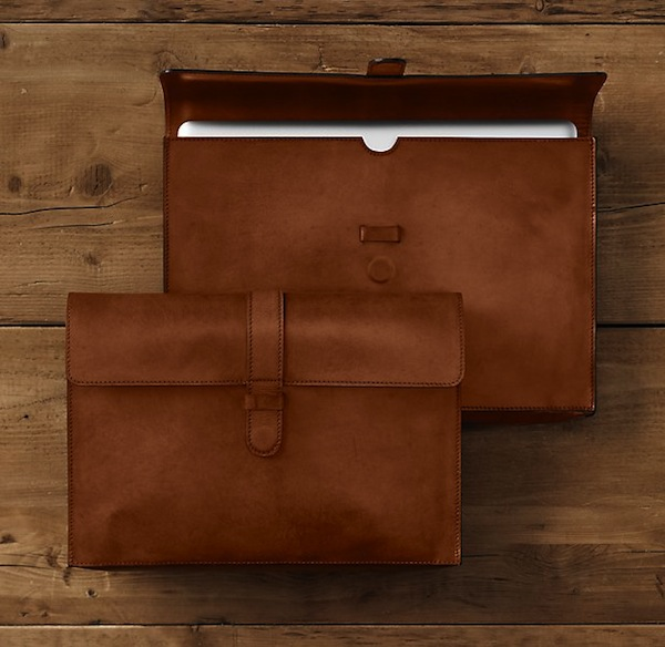 artisan-leather-macbook-sleeves-restoration-hardware