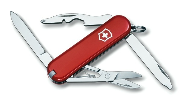 Victorinox Swiss Army Rambler Pocket Knife Tools And Toys
