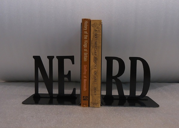 nerd-bookends