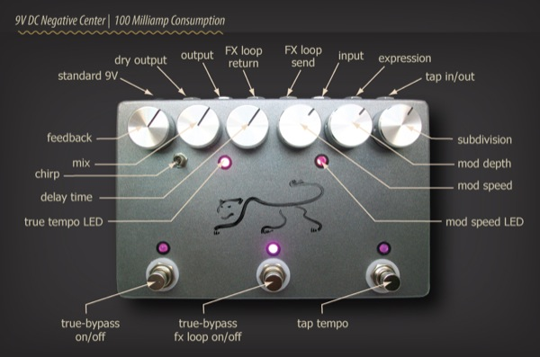 jhs-panther-analog-delay-pedal