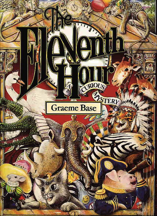 the-eleventh-hour-a-curious-mystery-book