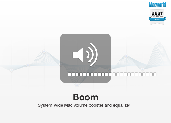 Boom-volume-booster