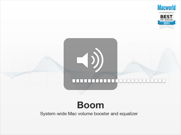 Featured Sponsor: Boom — Tools and Toys