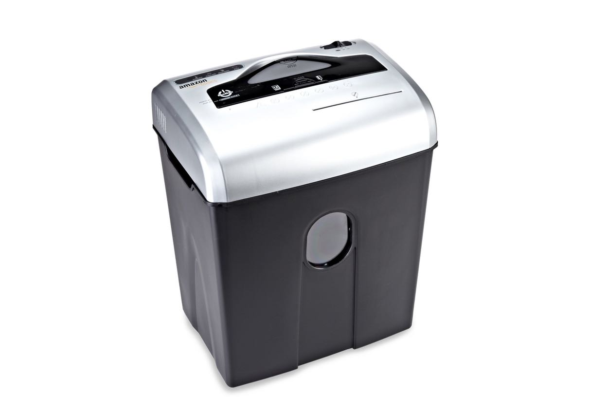 For $50, this shredder is a workhorse.