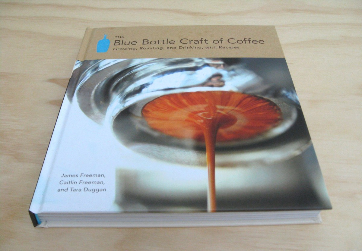 The Blue Bottle Craft Of Coffee Book Tools And Toys