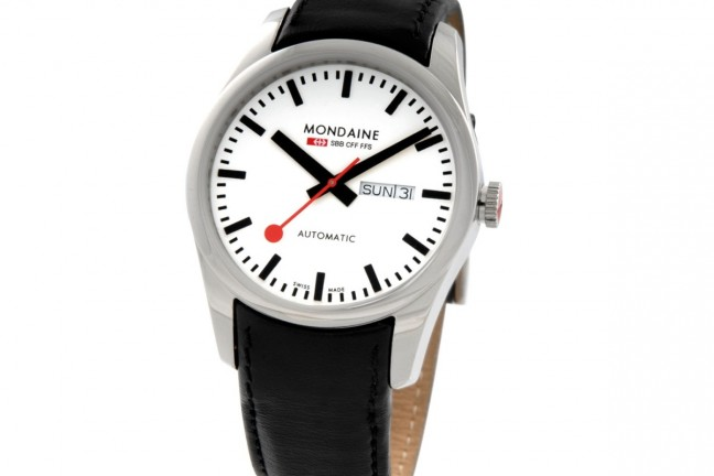 mondaine-watch