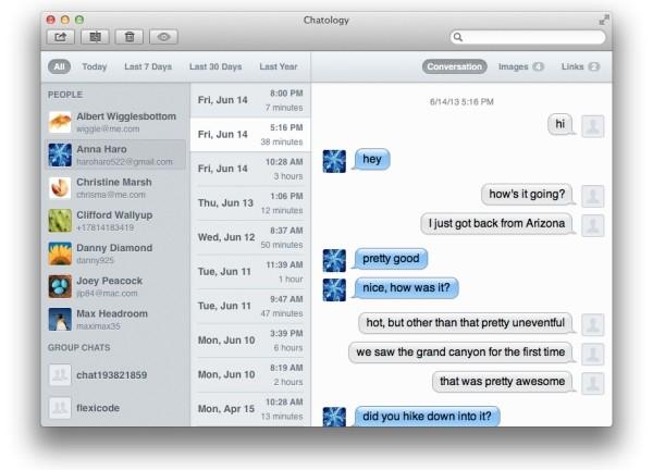 chatology