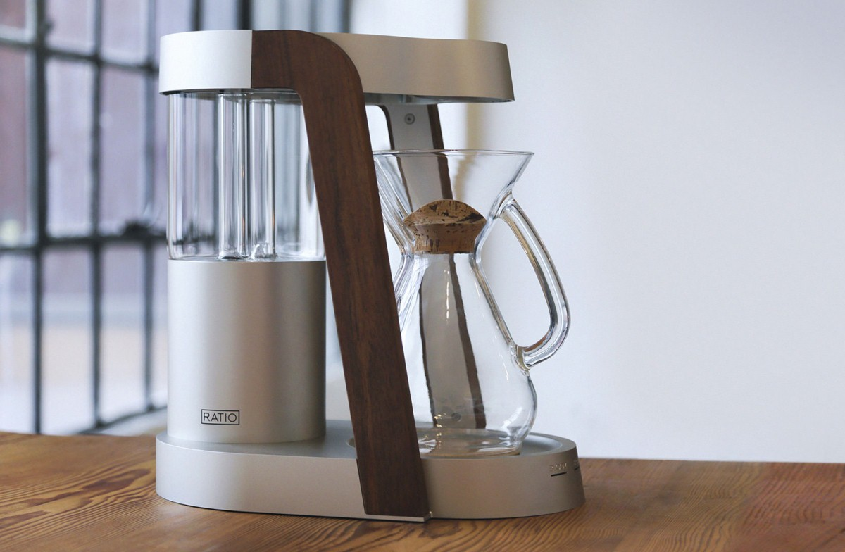 Ratio 8 Coffee Maker Review : Ratio Eight Coffee Machine Tools and Toys