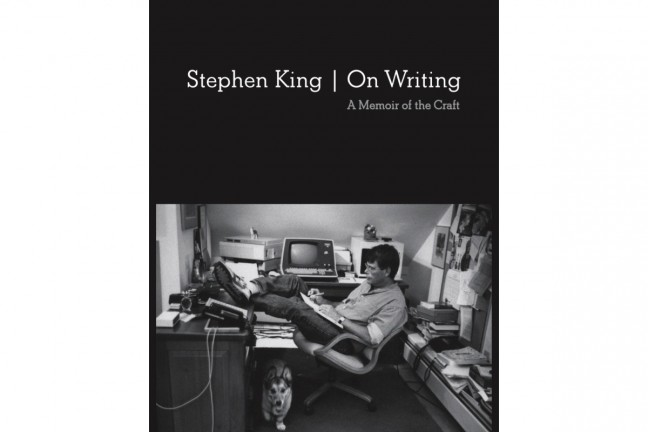 On Writing: A Memoir of the Craft by Stephen King.