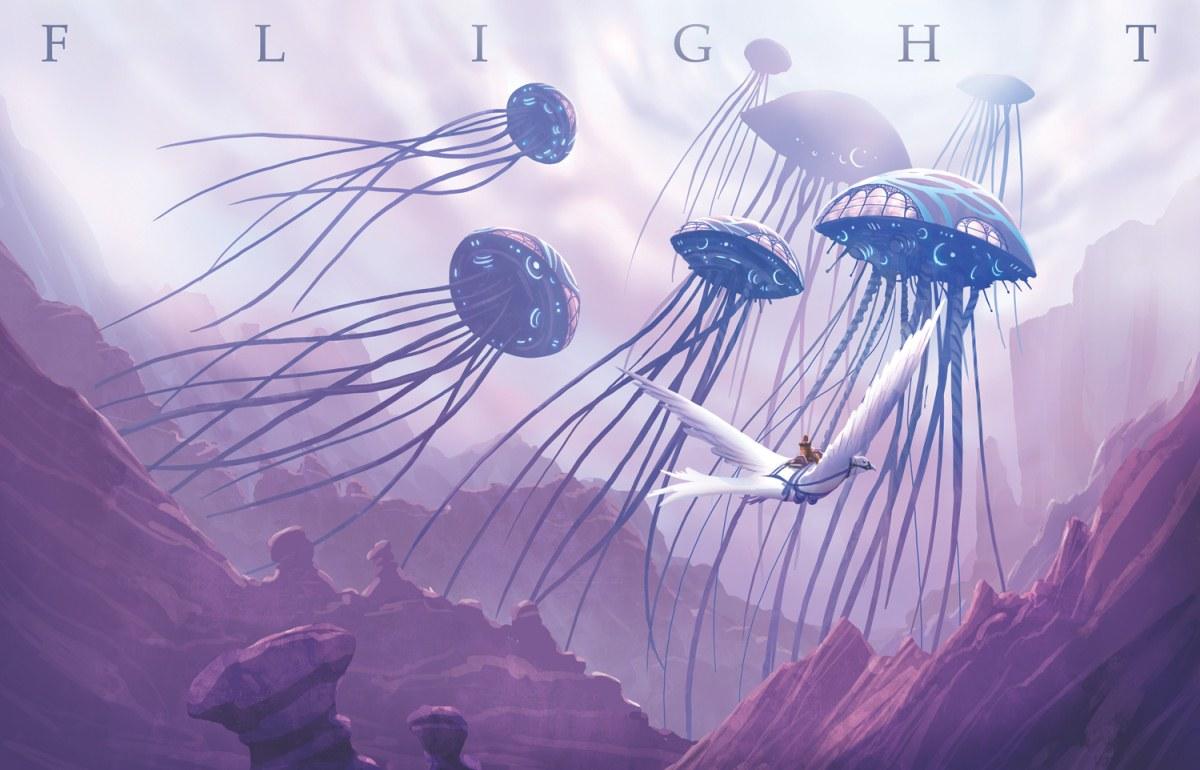 flight-graphic-novel-series