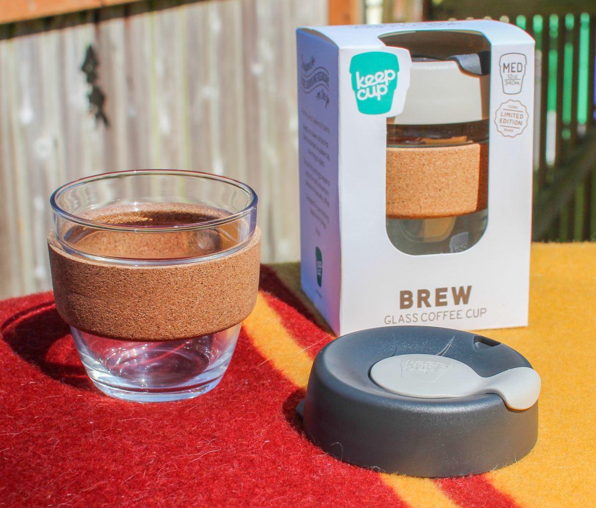 KeepCup Brew ($24–$26)
