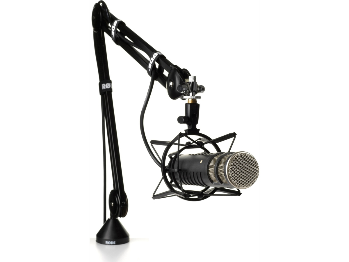 R 216 De Psa 1 Swivel Mount Studio Microphone Boom Arm Tools