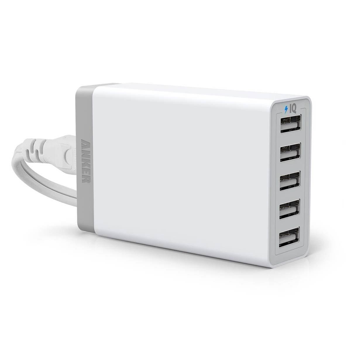 Anker's 5-Port USB charger. ($24)