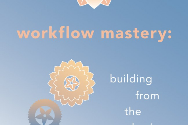 workflow_mastery