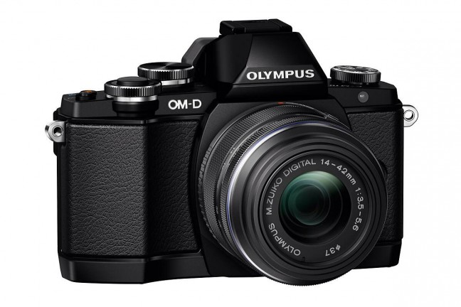 olympus-em10-mirrorless-camera