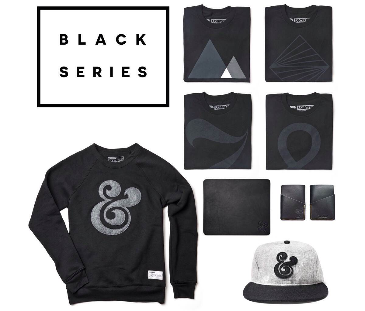 ugmonk-black-series