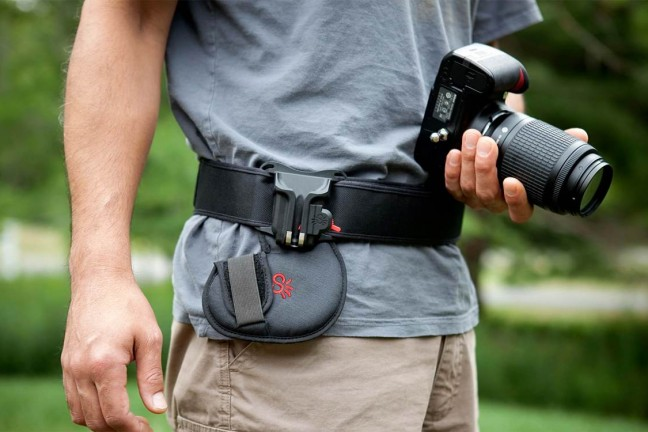 spiderholster-black-widow-camera-holster