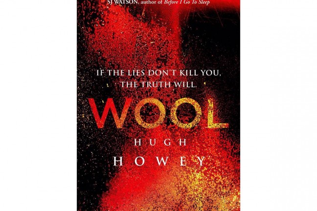 Wool by Hugh Howey.
