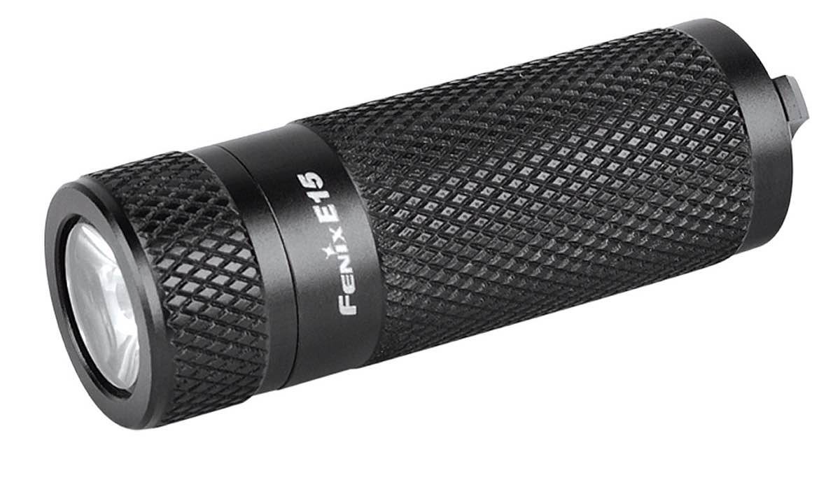 Fenix Flashlights' E15 flashlight. ($44)
