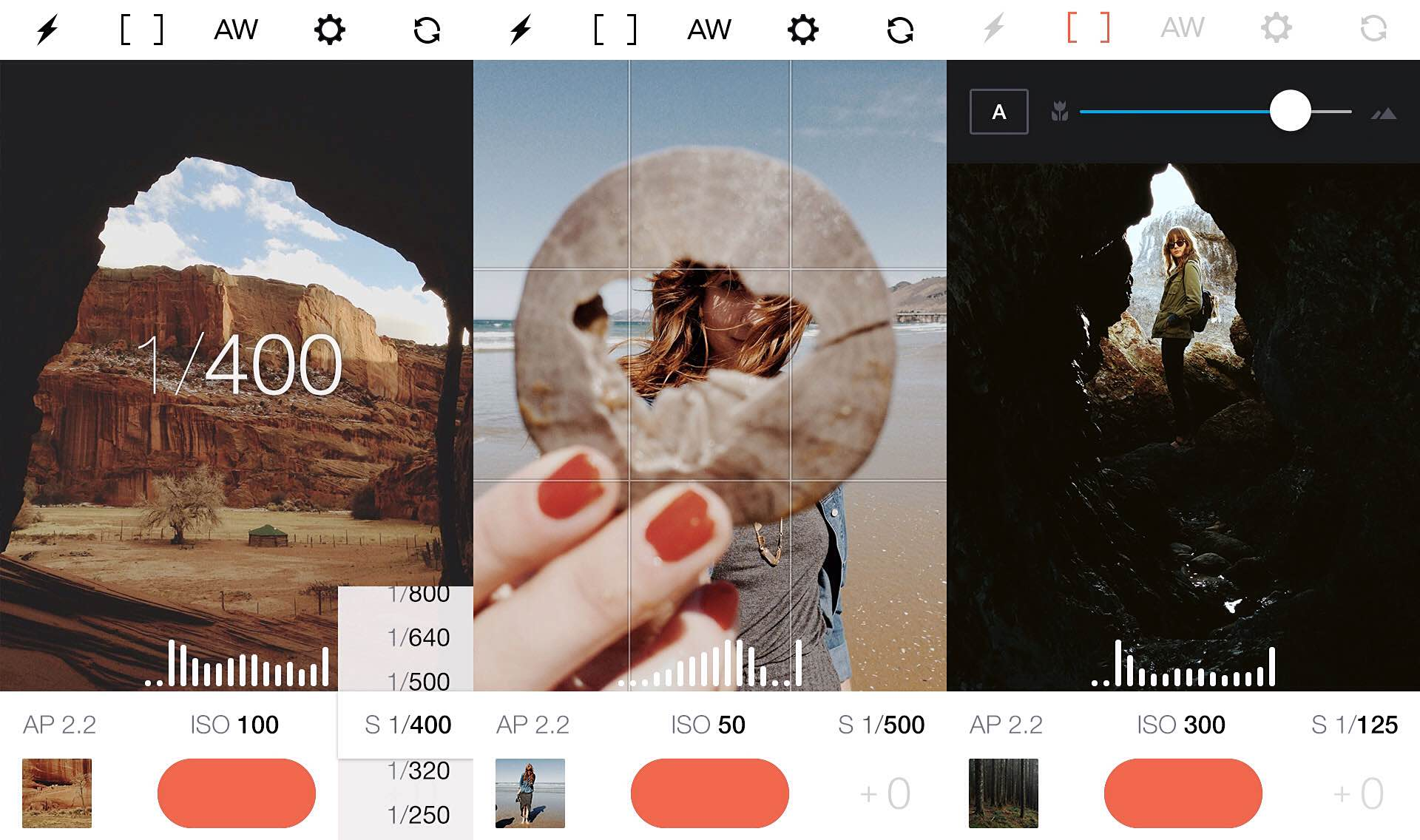 Manual — Custom Exposure Camera for iOS