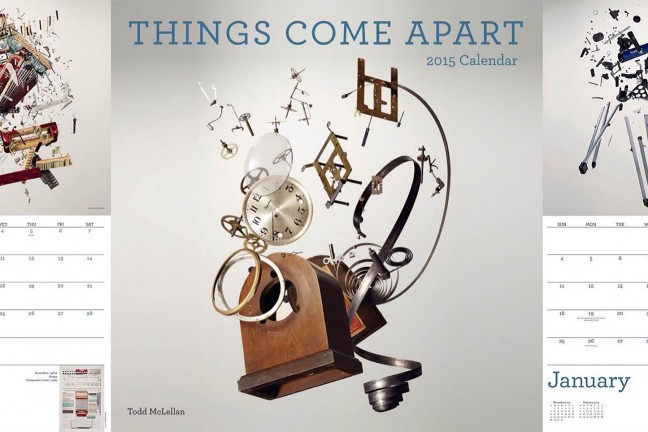 Things Come Apart - 2015 Calendar