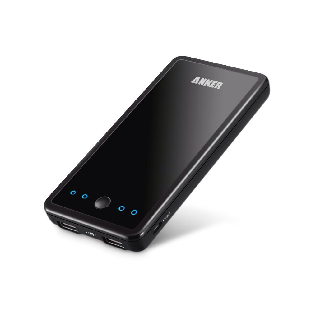 Anker Astro Portable USB Battery Charger ($26)