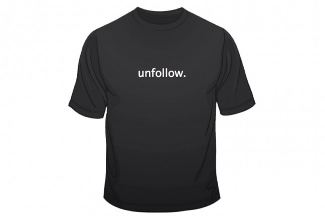 unfollow-t-shirt