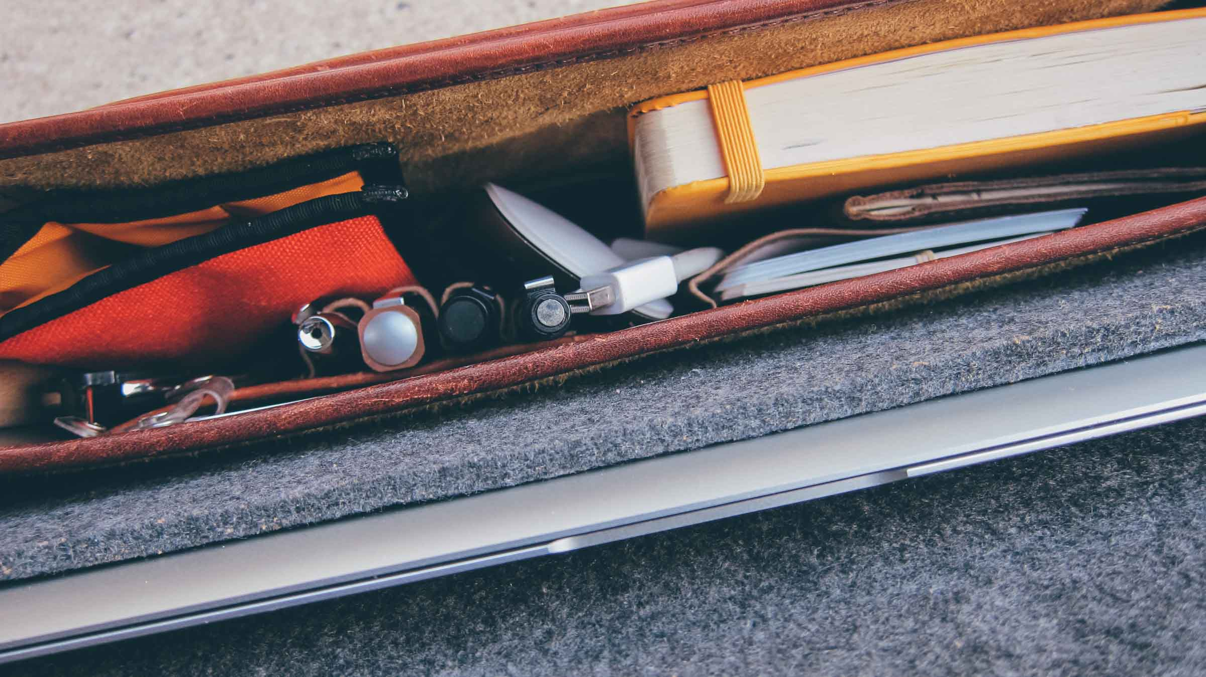 Mike Rohde's Everyday Carry Gear — Tools and Toys