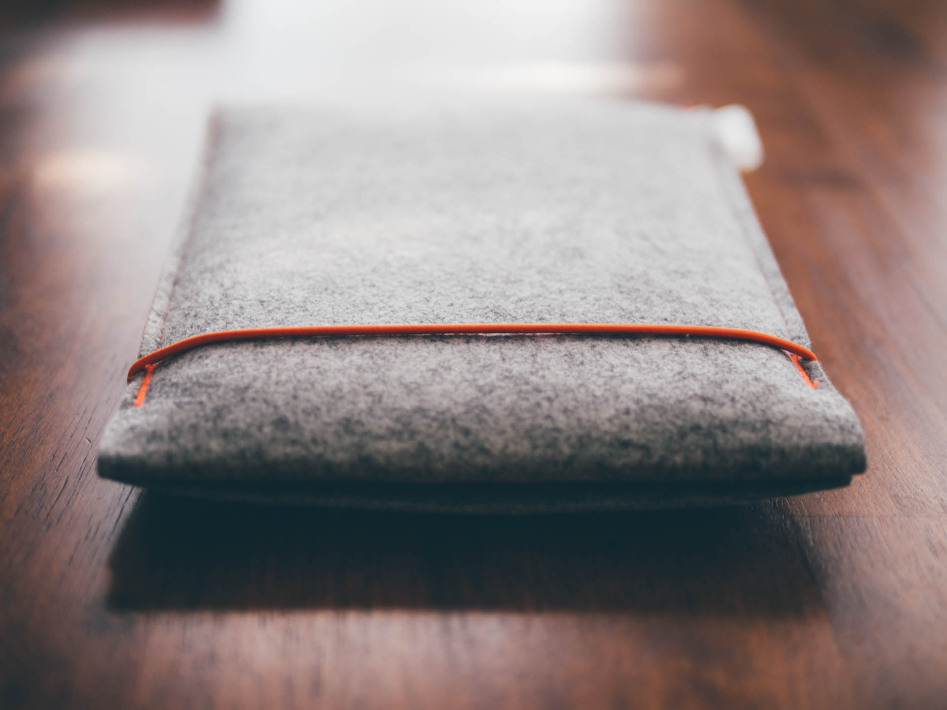 Leibal's Felt Case Mini sleeve for iPad mini. ($45)