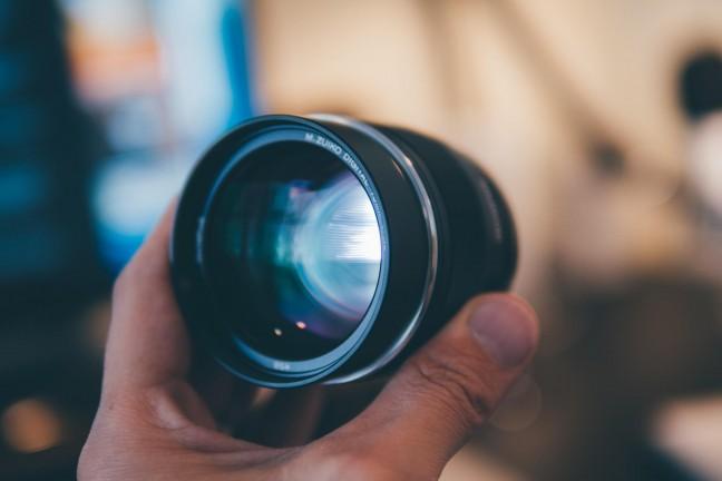 The Olympus 75mm f/1.8 lens. ($899)