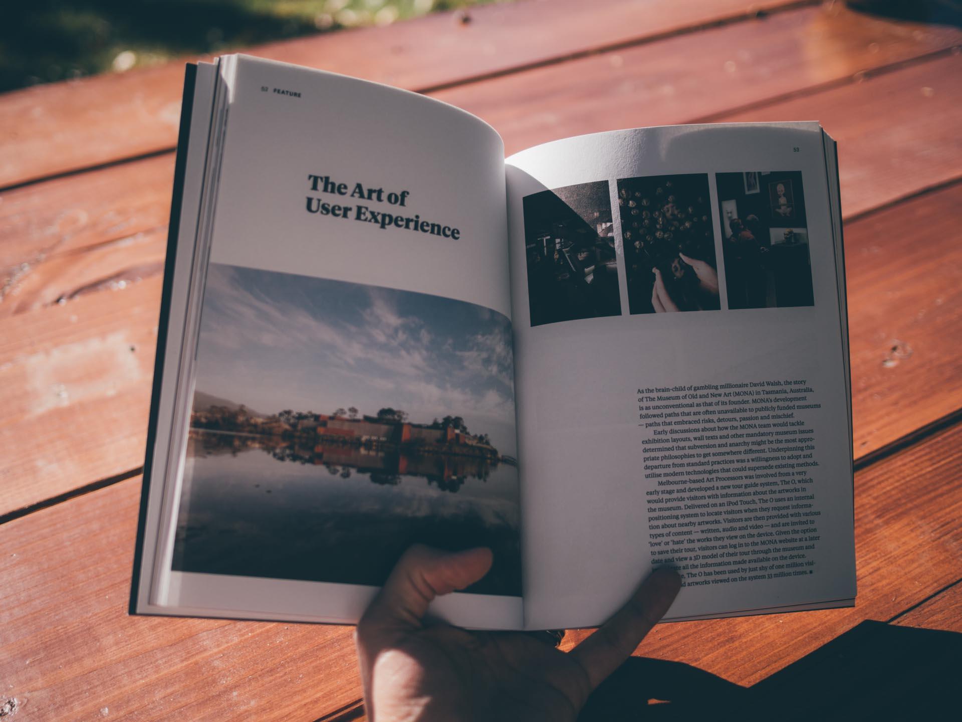 Magazine pdf offscreen