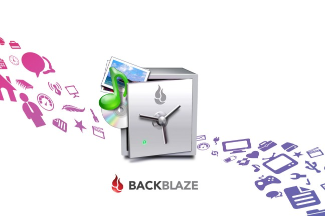 Backblaze Hero - October 2014