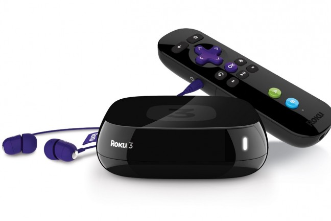 The [Roku 3](http://www.amazon.com/Roku-3-Streaming-Media-Player/dp/B00BGGDVOO?tag=toolsandtoys-20) is my favorite streaming box due to a RF remote and a third party app store.