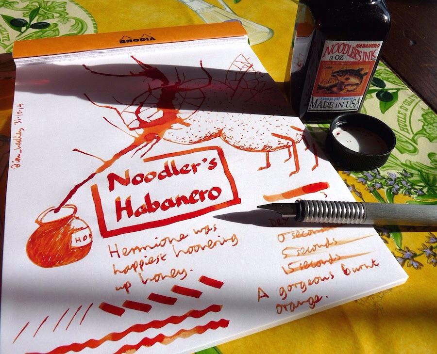 noodlers-habanero-ink