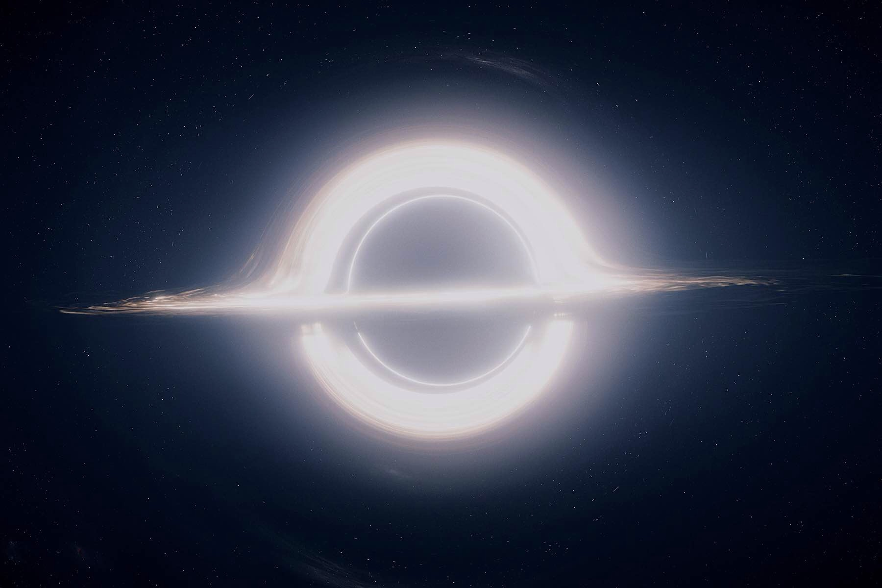 The black hole in *Interstellar*