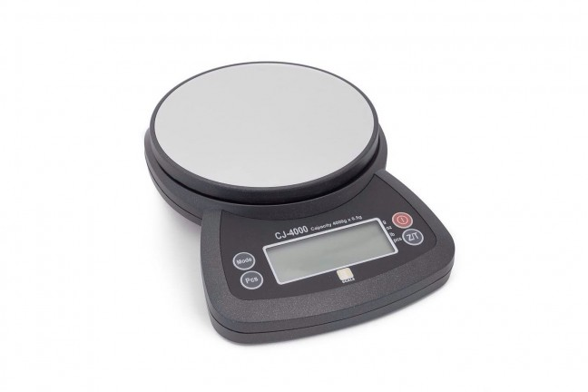 Jennings' CJ4000 digital scale. ($26)