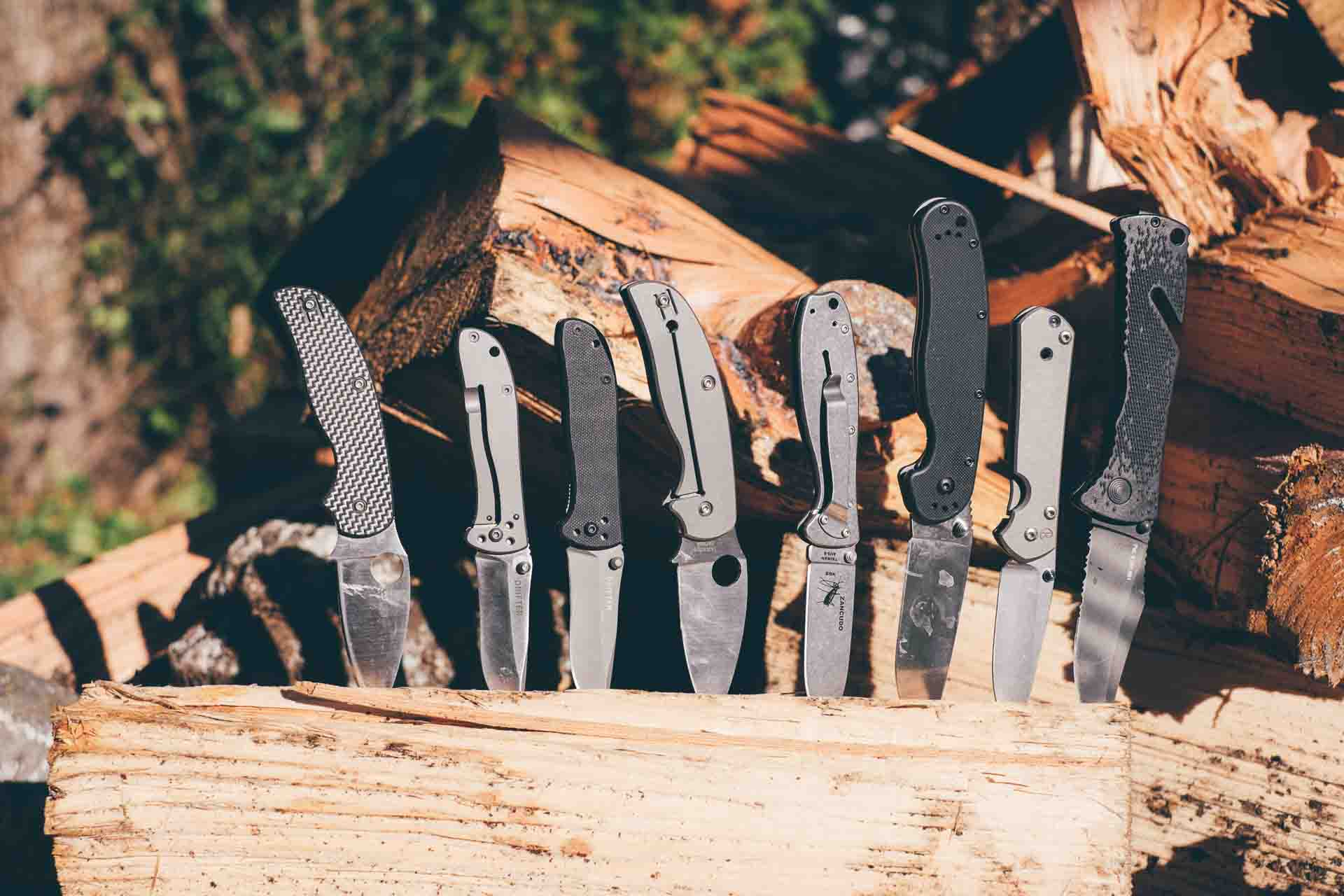 The Best Everyday Carry Pocket Knives — Tools and Toys