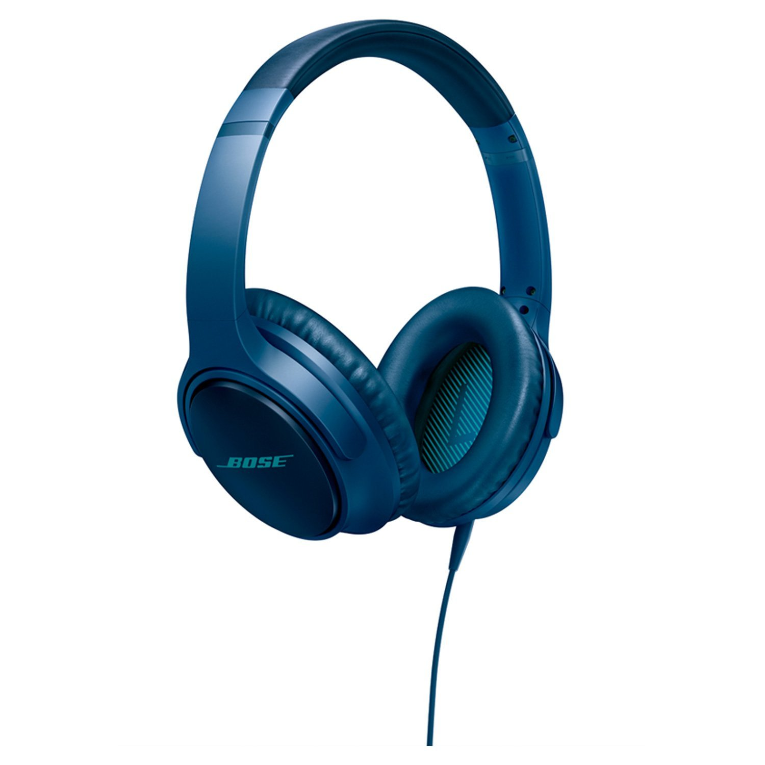 The [Bose SoundTrue Wired Headphones](https://www.amazon.com/dp/B0117RFZ40?tag=toolstoysdeals-20) for Apple devices are a less expensive, more comfortable option for audio on the go.