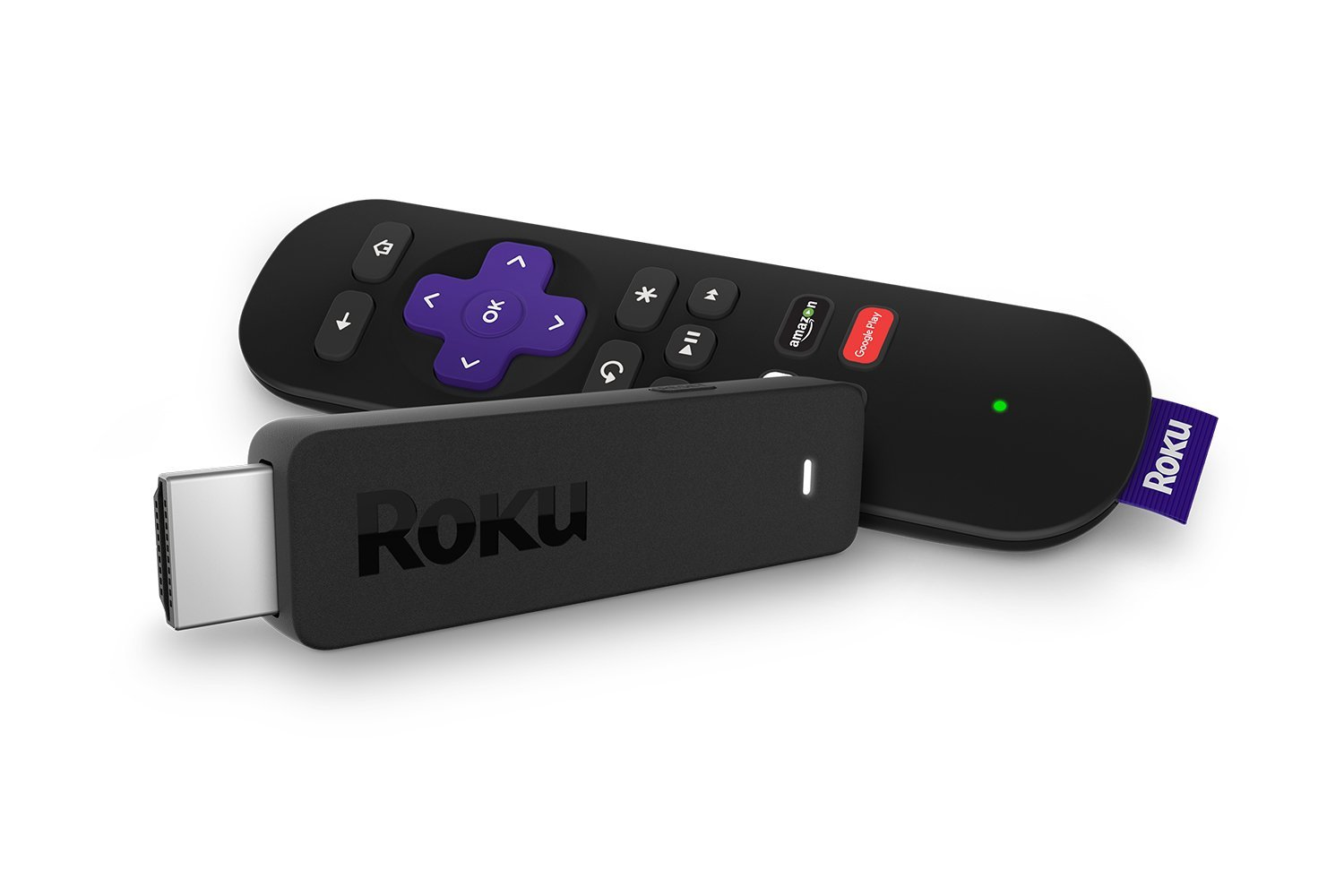 The Roku Streaming Stick. ($35)