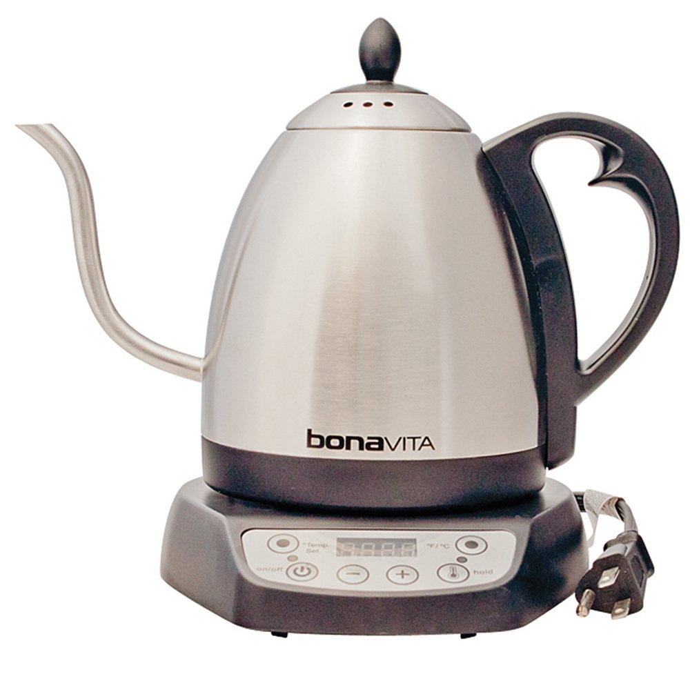 Although this isn't the lowest price we've seen on the [Bonavita Variable Temp Gooseneck Kettle](https://www.amazon.com/Bonavita-BV382510V-Electric-Gooseneck-Temperature/dp/B005YR0F40?SubscriptionId=AKIAJ7T5BOVUVRD2EFYQ&linkCode=xm2&creativeASIN=B005YR0F40&creative=165953&psc=1&camp=2025&tag=toolstoysdeals-20), it's the lowest price we've seen in almost three years.