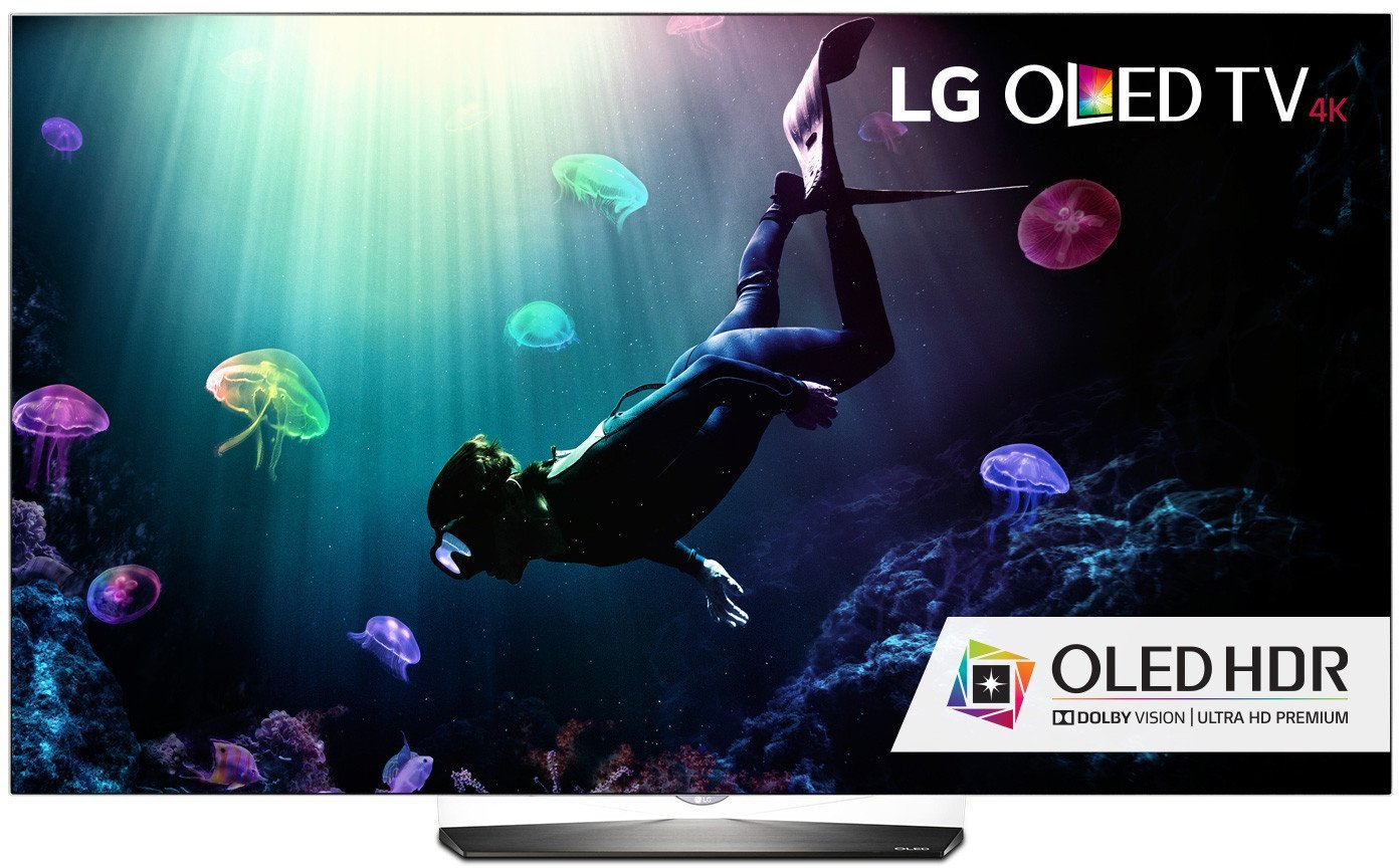 "If you want the best image quality that OLED TVs offer for the best price, the [LG B6 55""](https://www.amazon.com/LG-Electronics-OLED55B6P-55-Inch-Ultra/dp/B01CDF9S1G?SubscriptionId=AKIAJ7T5BOVUVRD2EFYQ&linkCode=xm2&creativeASIN=B01CDF9S1G&creative=165953&psc=1&camp=2025&tag=toolstoysdeals-20) is your best option."