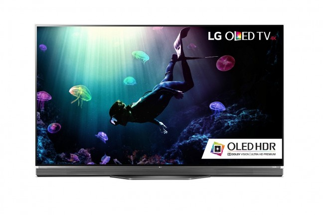 The [LG E6 55-inch 4K TV](https://www.amazon.com/LG-Electronics-OLED65E6P-65-Inch-Ultra/dp/B019O5F86W?SubscriptionId=AKIAJ7T5BOVUVRD2EFYQ&linkCode=xm2&creativeASIN=B019O5F86W&creative=165953&psc=1&camp=2025&tag=toolsandtoys-20) offers the best image quality money can buy, and the current $500 discount will be a welcome savings.