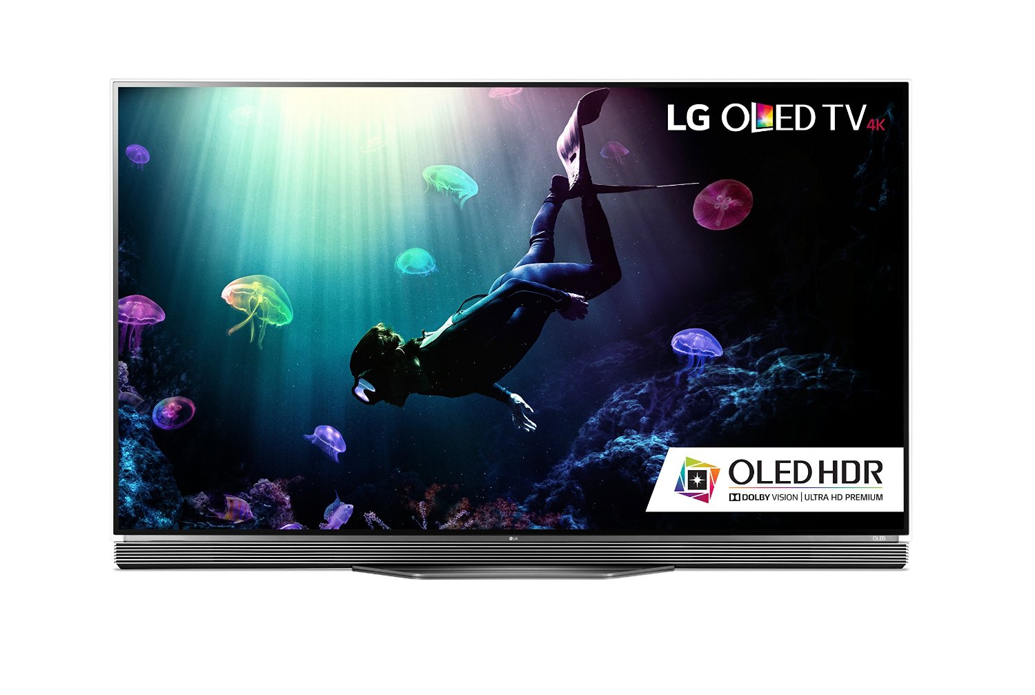 The [LG E6 55-inch 4K TV](https://www.amazon.com/LG-Electronics-OLED65E6P-65-Inch-Ultra/dp/B019O5F86W?SubscriptionId=AKIAJ7T5BOVUVRD2EFYQ&linkCode=xm2&creativeASIN=B019O5F86W&creative=165953&psc=1&camp=2025&tag=toolstoysdeals-20) offers the best image quality money can buy, and the current $500 discount will be a welcome savings.