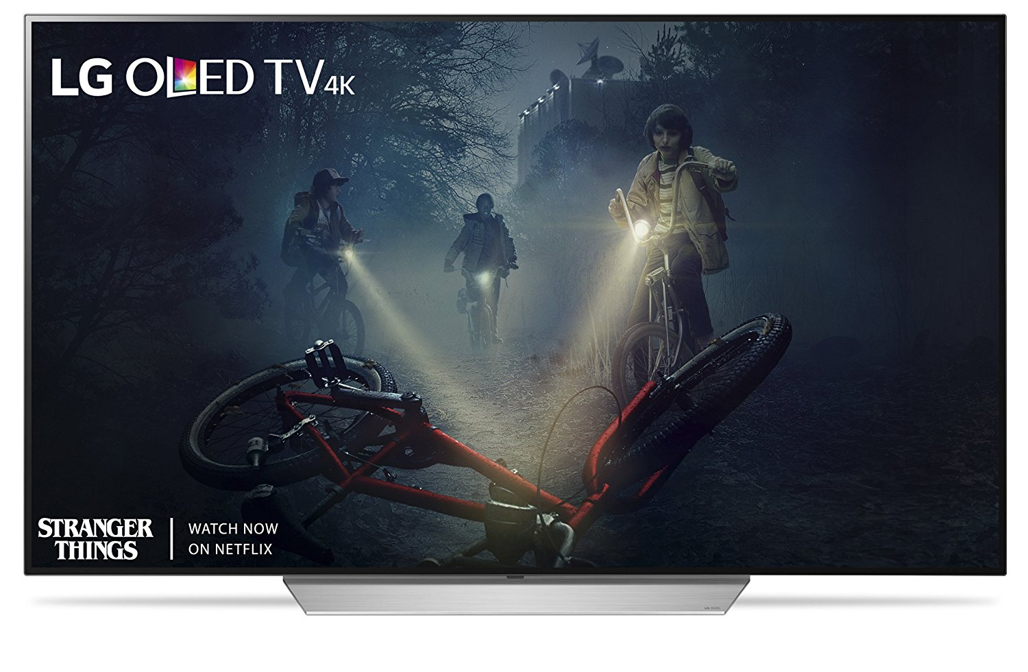 The larger [LG C7 OLED 65-inch TV](https://www.amazon.com/dp/B01NAYM1TP?tag=toolstoysdeals-20) is also on sale, down to a new low price shortly after launch.