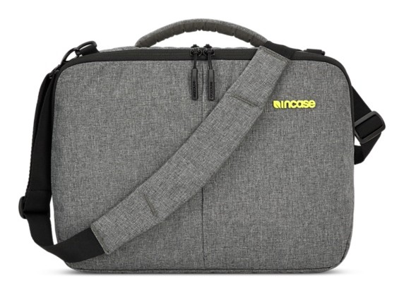 This [small, minimalist briefcase](https://www.amazon.com/Incase-REFORM-Briefcase-Heather-Black/dp/B00YZ300DA?tag=toolsandtoys-20) is down to $63 right now.