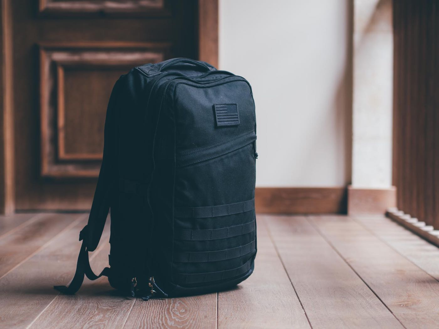 The GORUCK GR2 travel bag. ($355 for 34L or $395 for 40L)