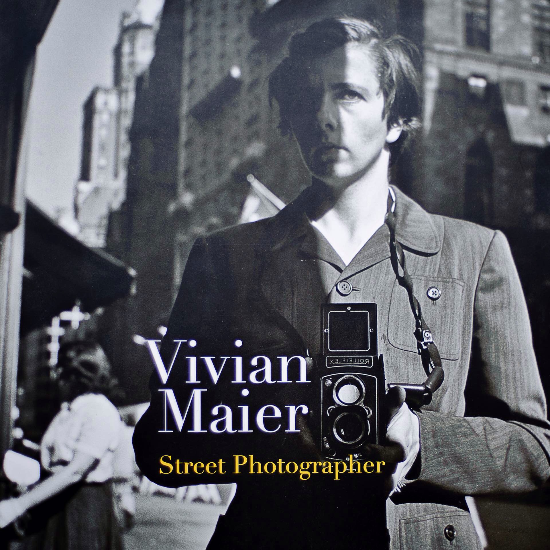 Vivian Maier: Street Photographer by John Maloof and Geoff Dyer