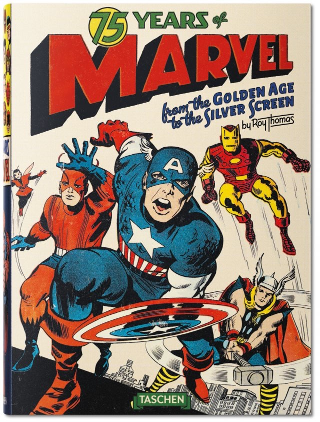 75 Years of Marvel by Roy Thomas